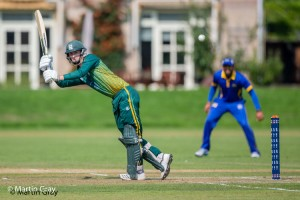 Guernsey v Sweden ICC World T20 Europe Qualifier www.guernseysportphotography.com