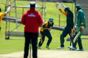 Guernsey win by 10wkts v Nigeria in WCL5