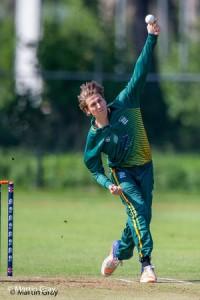 Guernsey v Sweden ICC World T20 Europe Qualifier www.guernseysportphotography.com
