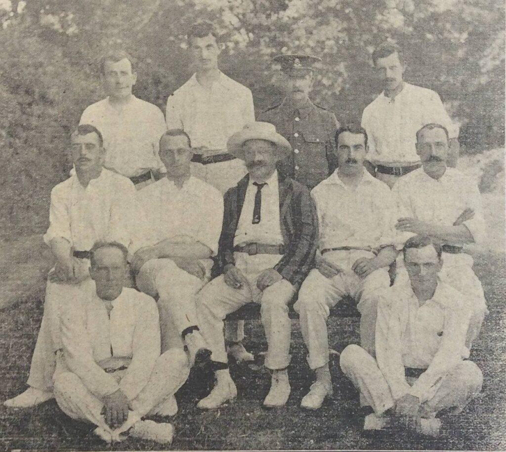 Castle Cornet team
